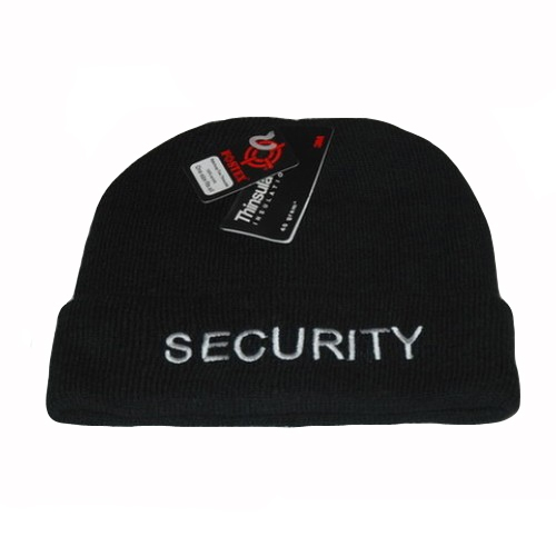 Commando bonnet SECURITY
