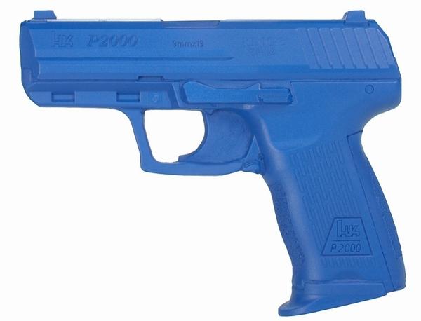 Rings' Blueguns Oefenwapen H&K P2000