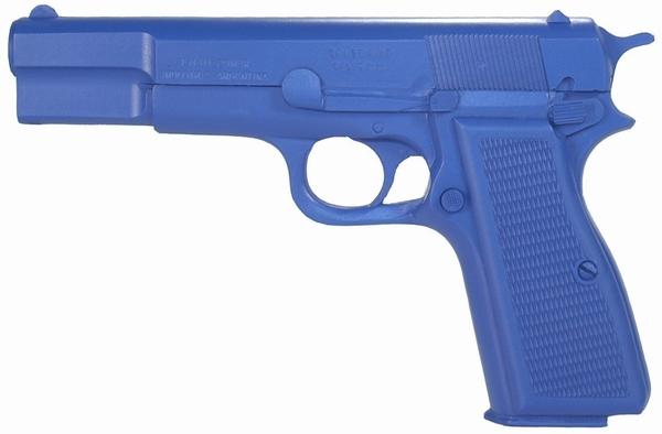 Rings' Blueguns Oefenwapen Browning HI Power