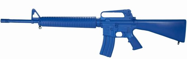 Rings' Blueguns Arme d'entraînement AR15 (M16) A2