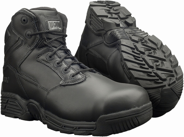 Magnum Stealth Force 6.0 Leather CT CP