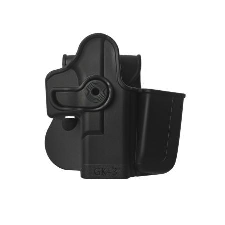 IMI Defense Roto holster avec support pour ceinture GK3