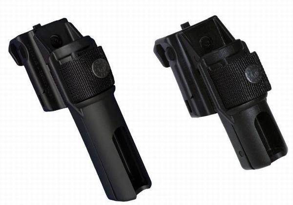 ESP Etui plastique pour bâton télescopique