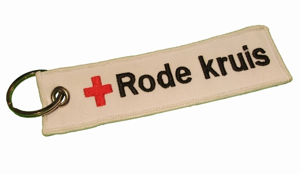"""Schlüsselanhänger """"Rode kruis"""""""