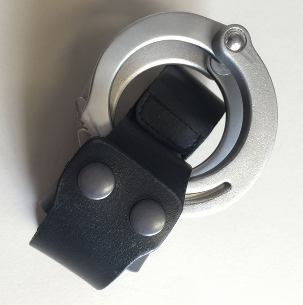 Belprotect Porte-menottes en cuir