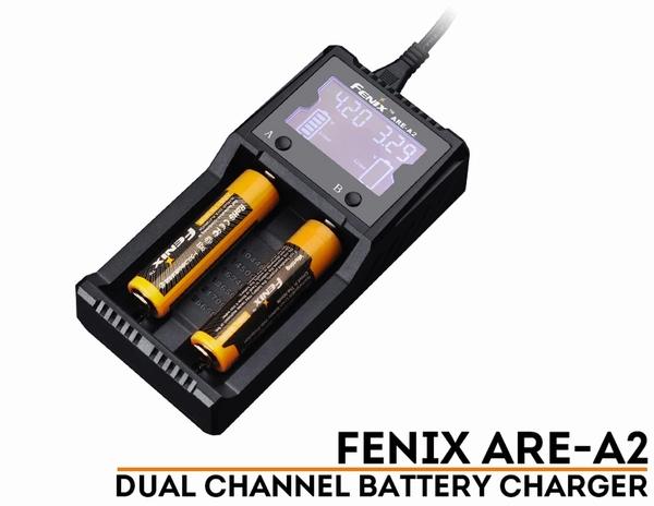Fenix Batterijlader ARE-A2