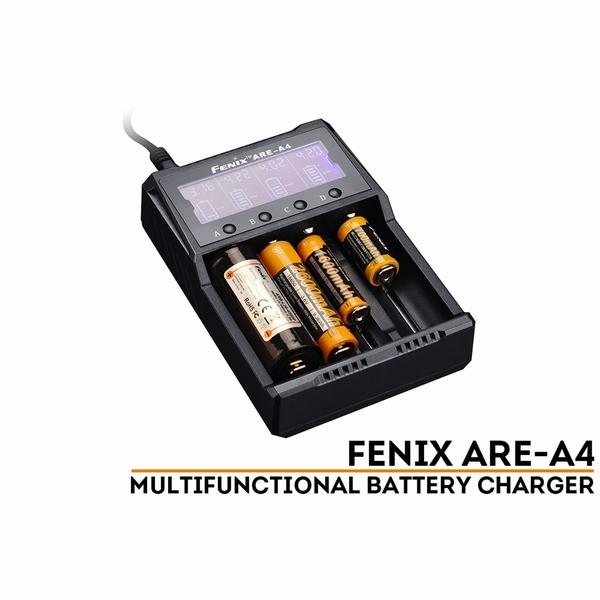 Fenix Batterielader ARE-A4