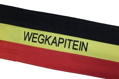 Armband Belgische Trikolore
