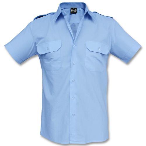 Diensthemd korte mouwen