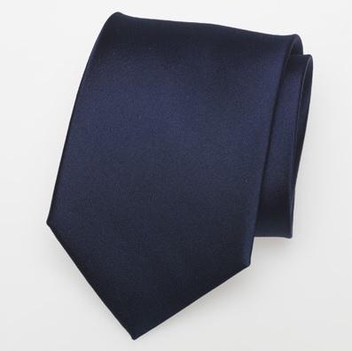Krawatte mit elastischem Band